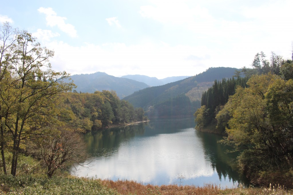小野湖周辺