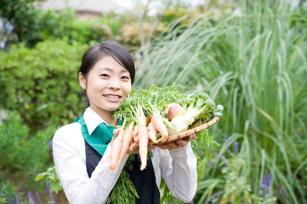 野菜ソムリエ 大角恭代さん